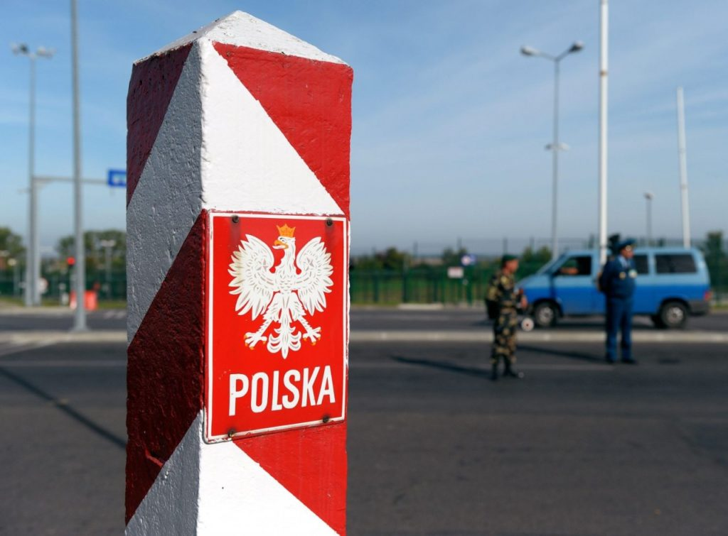Как доехать до Польши из Украины