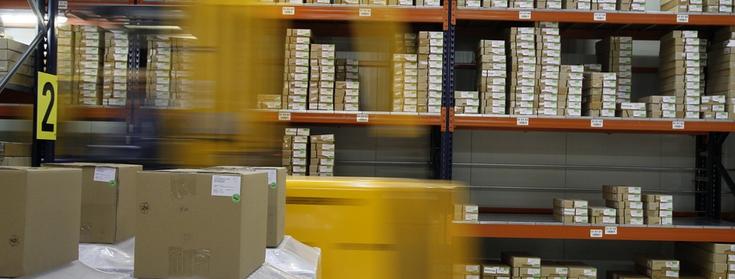 Комплектация заказов с продовольственными товарами Мщонув
