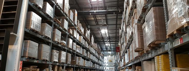Комплектация заказов с продовольственными товарами работа в Польше